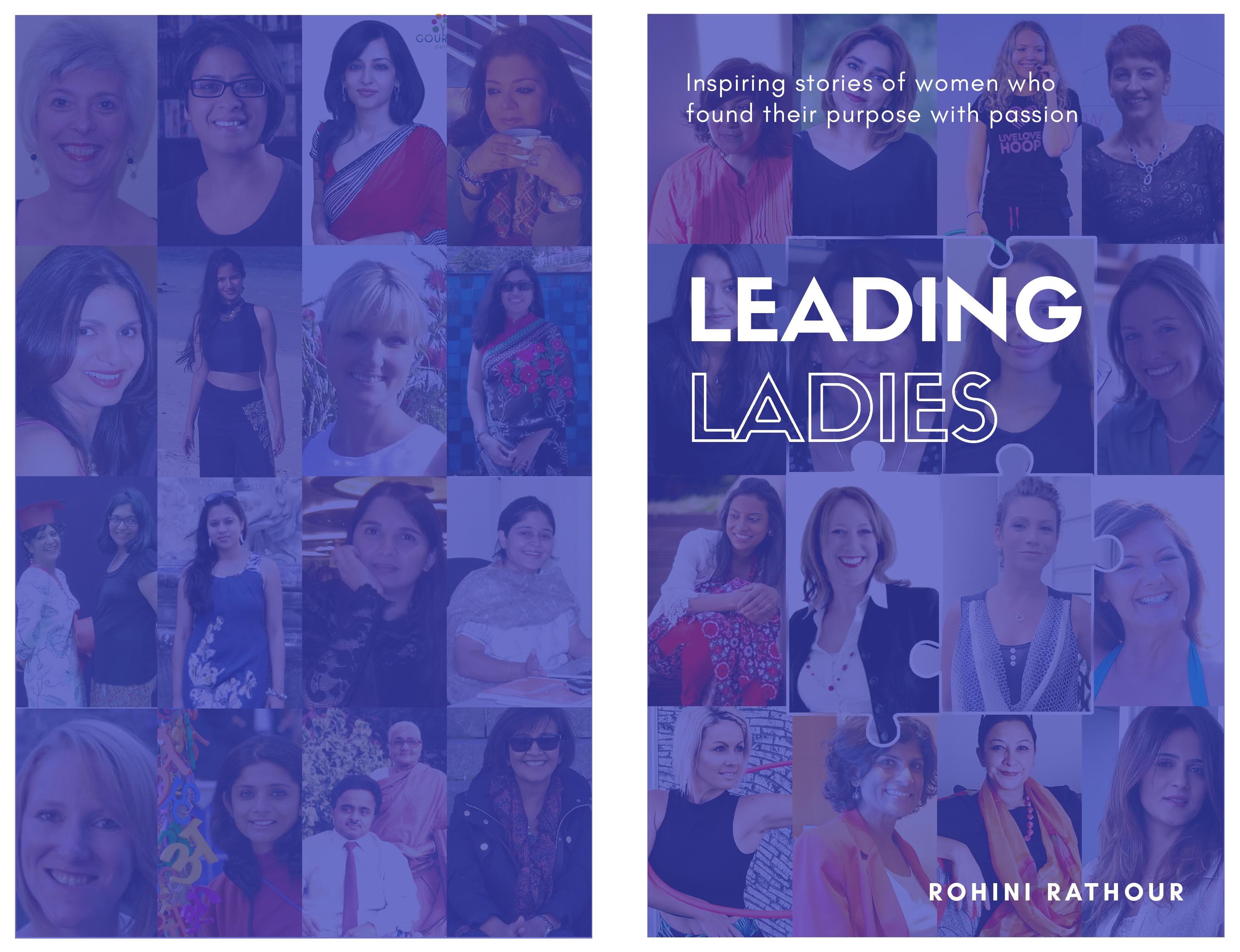 Book Cover: Leading Ladies